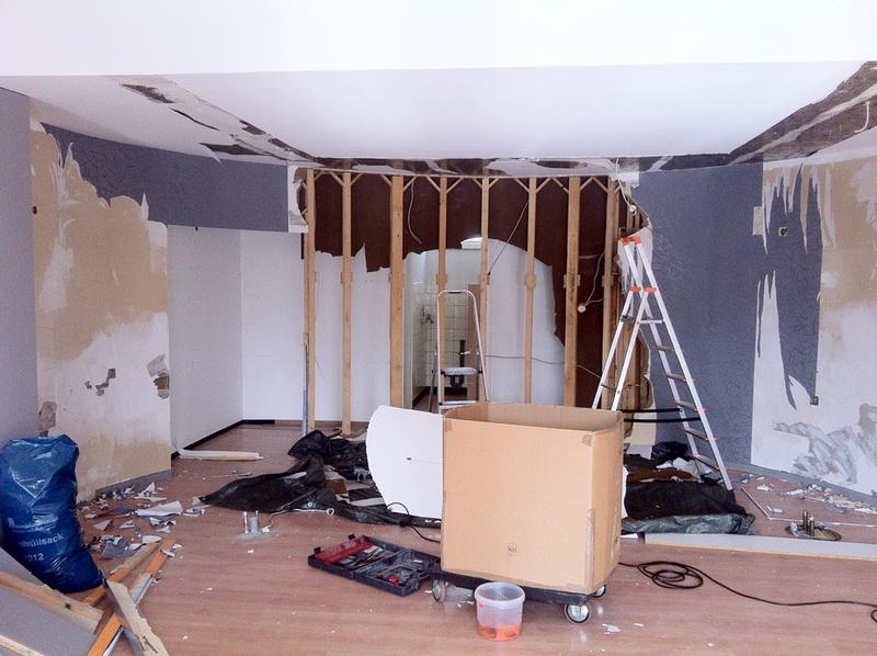 bilderalbum renovierung freiraum. Black Bedroom Furniture Sets. Home Design Ideas