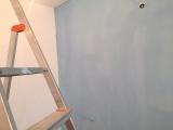 <h5>Farbe</h5><p>Hier kommt Farbe ins Spiel, Beginn der rechten Wand</p>
