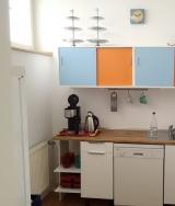 <h5>Küche fertig</h5><p>Und wenn dann alles da und eingerichtet ist, sieht es so aus</p>