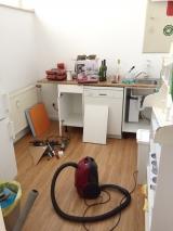 <h5>Küche halbfertig</h5><p>So langsam wurde es an allen Ecken und enden sichtbar.</p>
