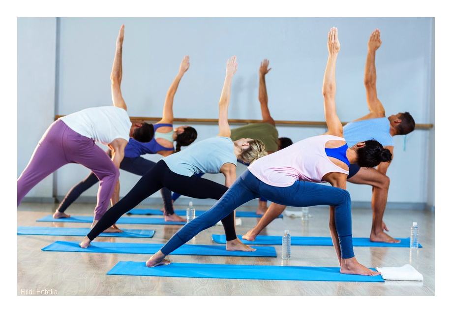 10:00 – 11:00 h Fit und Relax – Pilates und mehr mit Claudia Scillia
