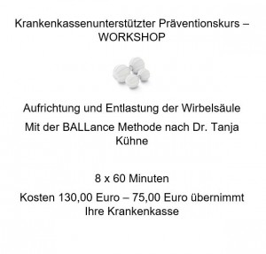10:00 h Ballance Concept mit Ellen Ebert