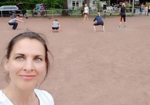 """Outdoor"" Fitness mit Moni"